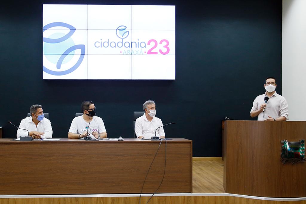 Convenção do Cidadania oficializa chapa Robson e Mauro como candidatos a prefeito e vice 4