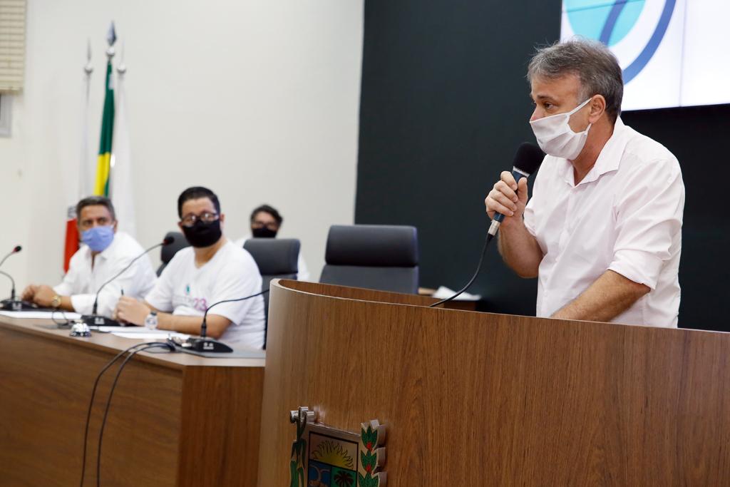 Convenção do Cidadania oficializa chapa Robson e Mauro como candidatos a prefeito e vice 5
