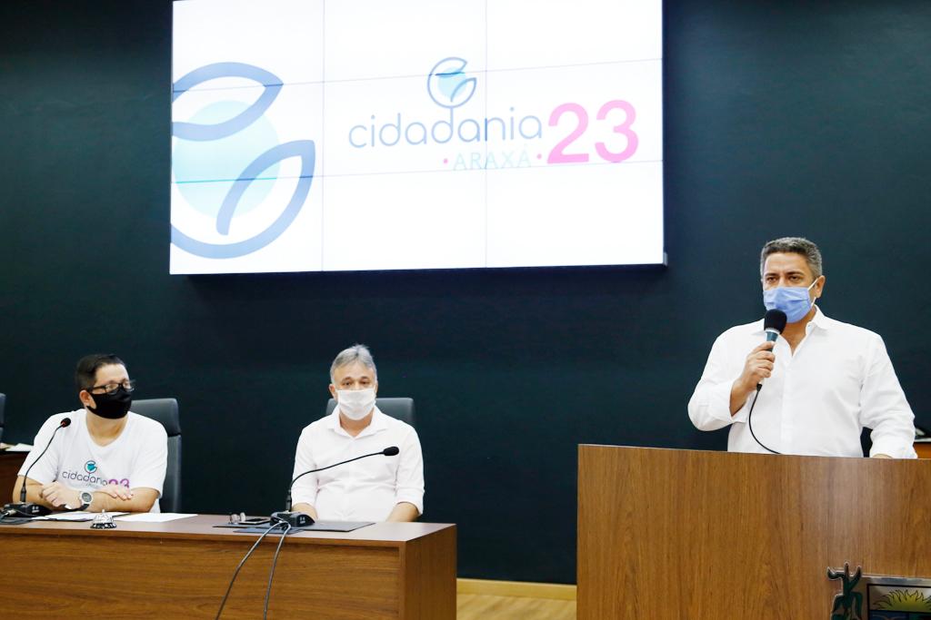 Convenção do Cidadania oficializa chapa Robson e Mauro como candidatos a prefeito e vice 6