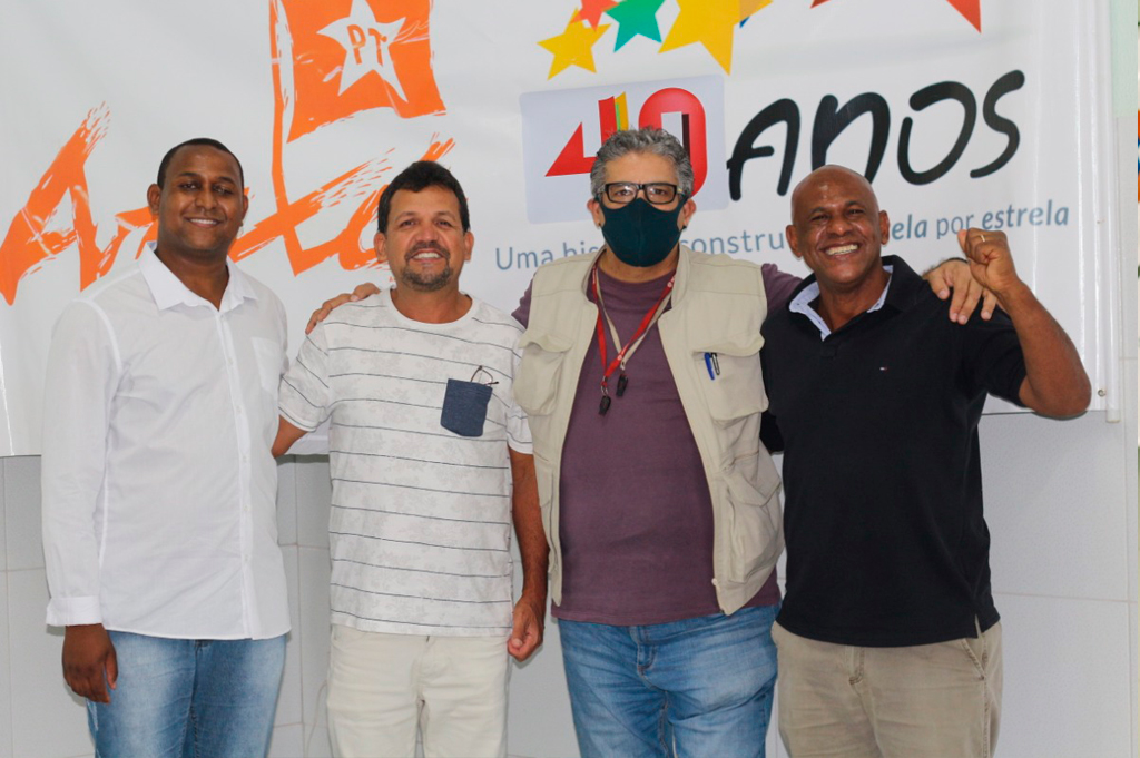 PT de Araxá define Jales André e Reginaldo Donisete para prefeito e vice nas Eleições 2020 3