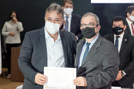 Robson e Mauro são diplomados pela Justiça Eleitoral 1