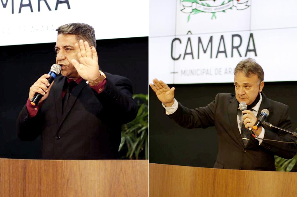 Robson Magela e Mauro Chaves são empossados para a Gestão 2021/2024 1