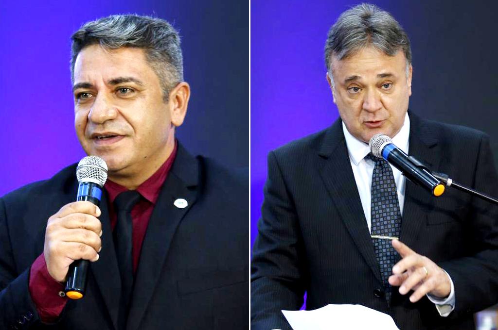 Robson Magela e Mauro Chaves são empossados para a Gestão 2021/2024 3