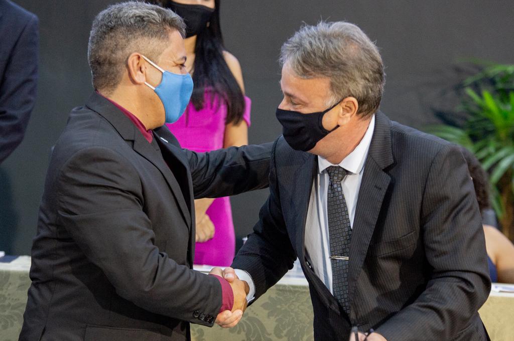 Robson Magela e Mauro Chaves são empossados para a Gestão 2021/2024 5
