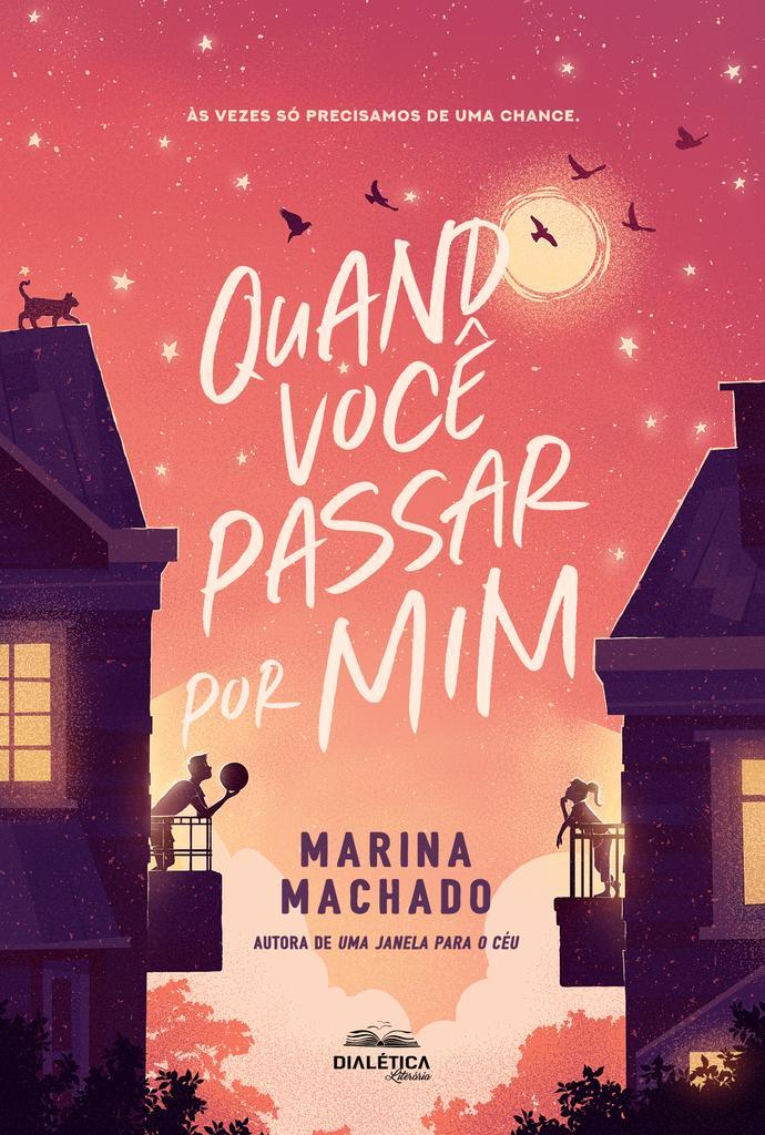 Marina Machado inaugura selo na Editora Dialética com seu romance Young Adult 1