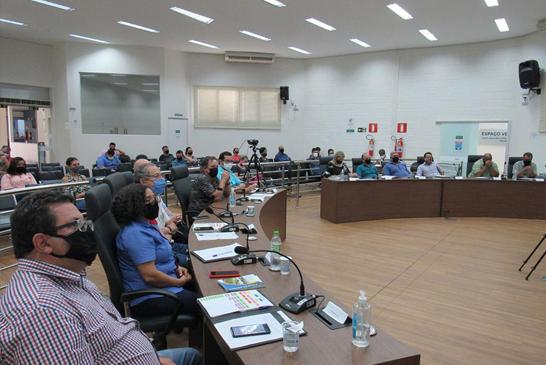 Vereadores participam de cursos promovidos pela Escola do Legislativo na Câmara Municipal 1