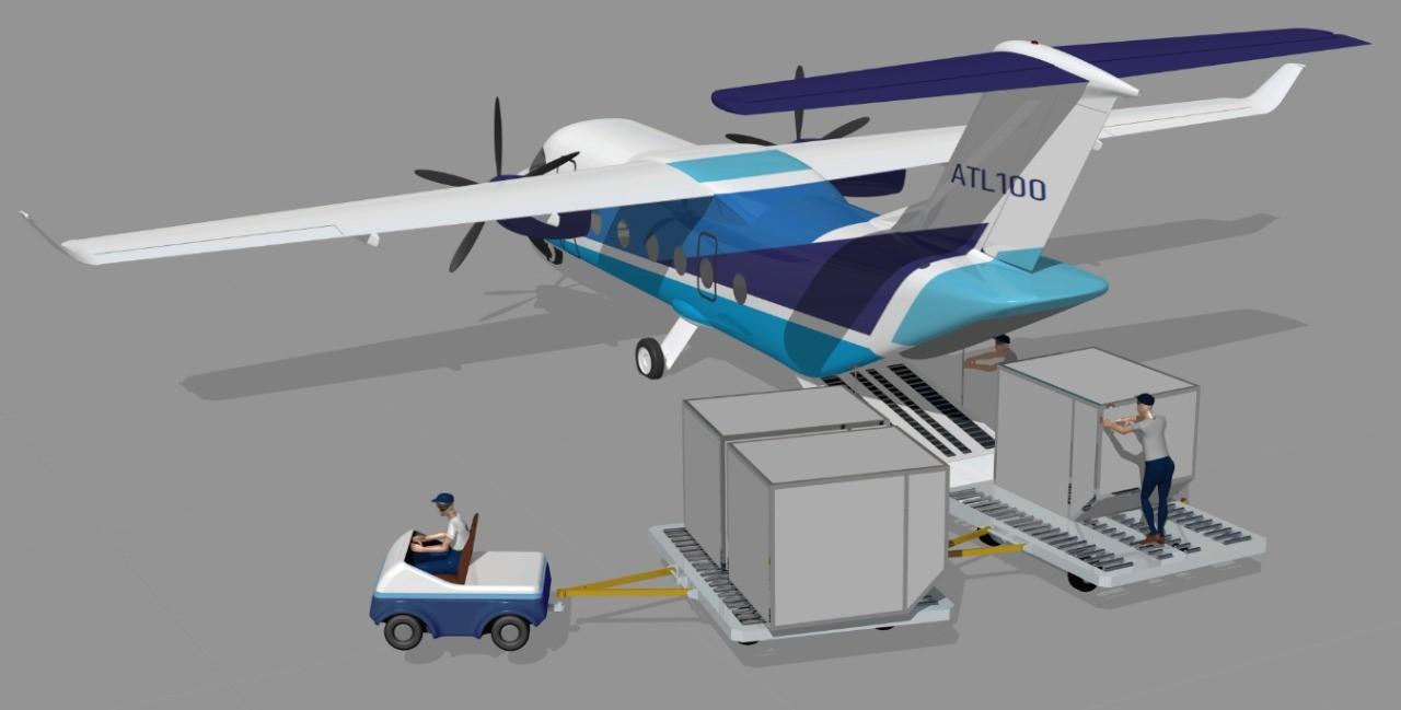 Campus Araxá, do Cefet-MG, incubará projeto de aeronave 1