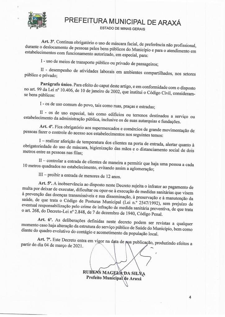 Comitê de Enfrentamento à Covid-19 prorroga Lei Seca 4