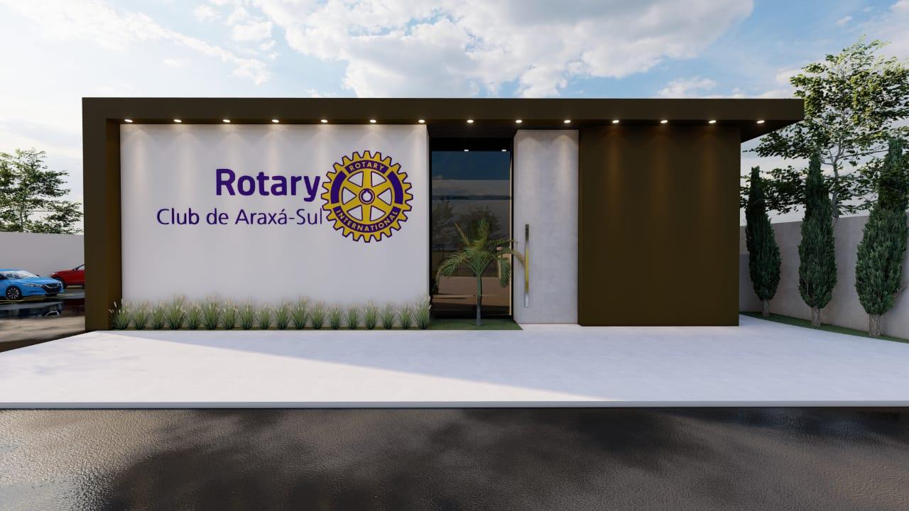 Rotary Araxá Sul lança projetos humanitários na posse da nova diretoria 1